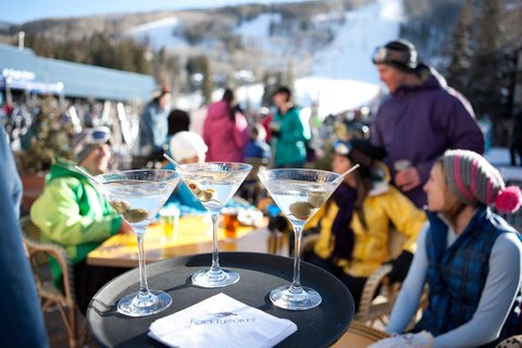 The Arrabelle at Vail Square - Bar Lounge