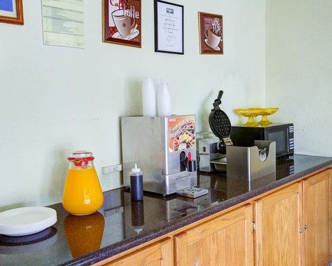 Americas Best Value Inn San Angelo - TXBreakfast