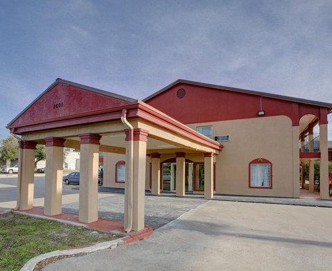 Americas Best Value Inn San Angelo - Exterior