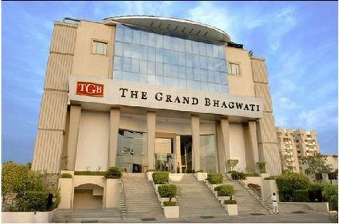 The Grand Bhagwati Ahmedabad - Exterior view