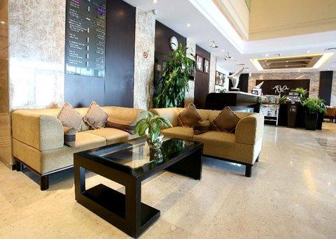 فندق جرانديور - Lobby view