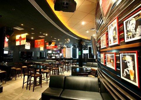 فندق جرانديور - Bar Lounge