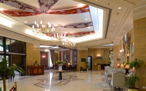 Grand Coral Hotel - Makkah - Lobby view