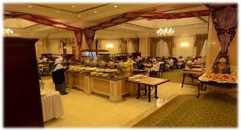 فندق و شقق مكة جراند كورال - Bar Lounge