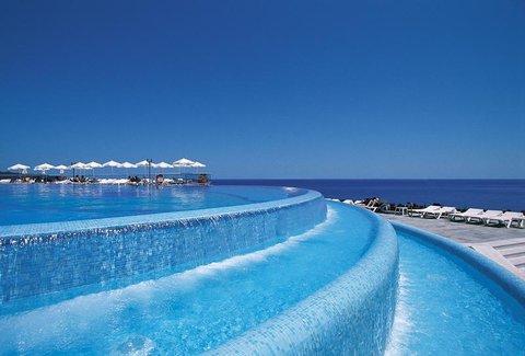 Panorama Hotel - Pool view