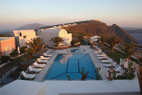 Pantheon Deluxe Villas - Recreational facility