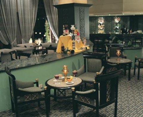 Pyramisa Isis Island Aswan Resort - Bar Lounge