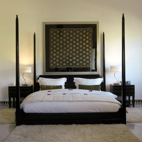 Riad Maison Bleue and Spa - Suite