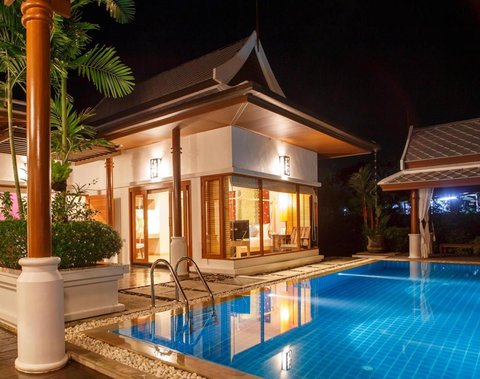 Pimann Buri Luxury Pool Villas - Exterior view