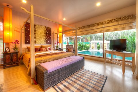 Pimann Buri Luxury Pool Villas - Suite