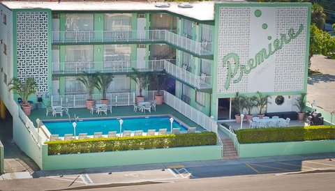 Premiere Hotel - Exterior view