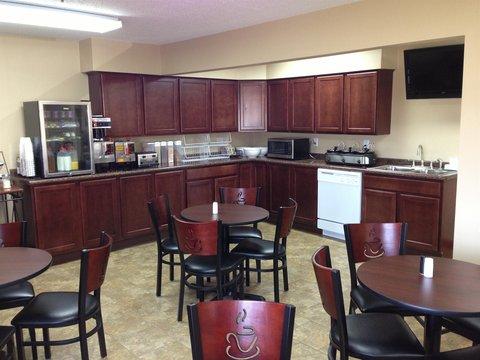 New Victorian Inn and Suites Kearney NE - Restaurant