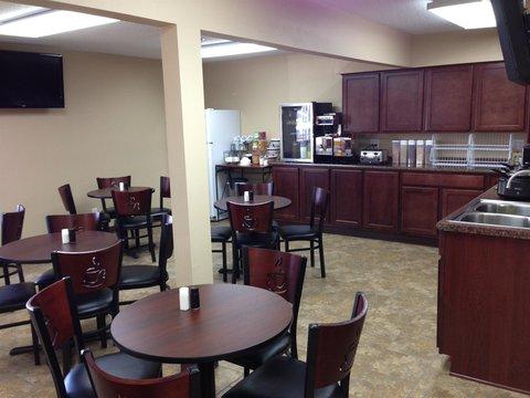 New Victorian Inn and Suites Kearney NE - Meeting Room