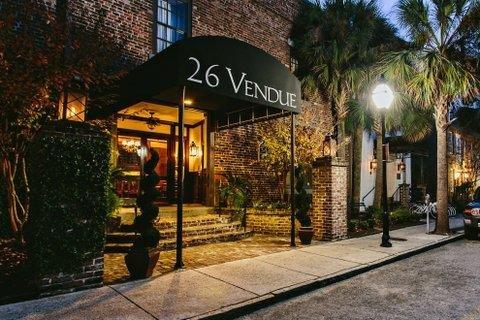 Vendue Inn - Conveniently Located