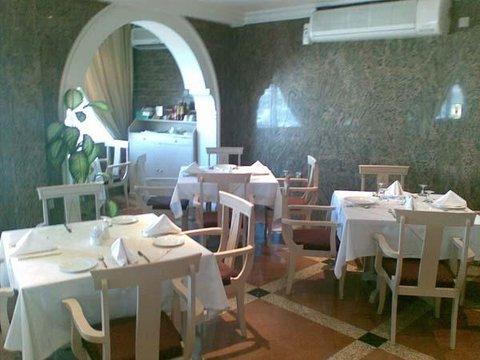 فندق النخيل - Restaurant