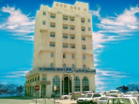 فندق النخيل - Exterior view