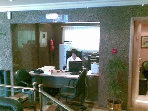 فندق النخيل - Meeting Room