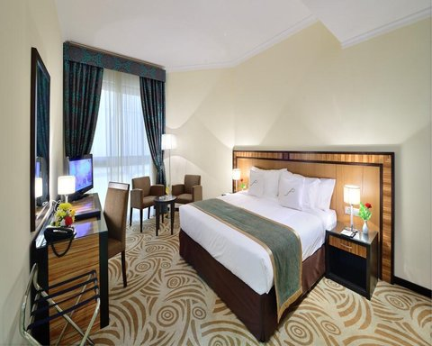 المجاز للشقق الفندقية - Guest room