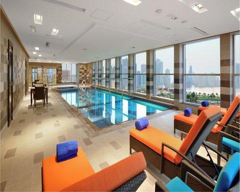المجاز للشقق الفندقية - Pool view