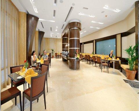 المجاز للشقق الفندقية - Restaurant