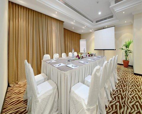 المجاز للشقق الفندقية - Meeting Room