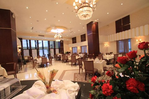 Capital Hotel and Spa - Restaurant