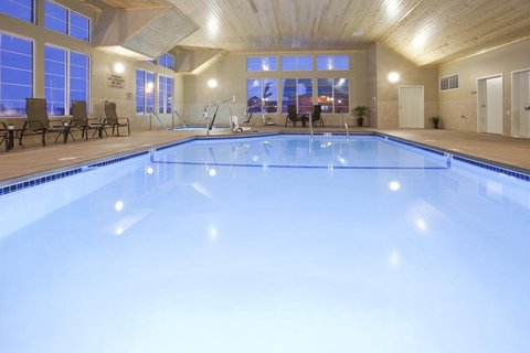 GrandStay Hotel Suites Thief River Falls - Pool view