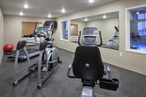 GrandStay Hotel Suites Thief River Falls - Health club