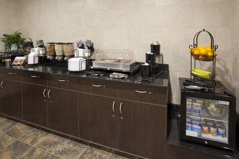 GrandStay Hotel Suites Thief River Falls - Restaurant