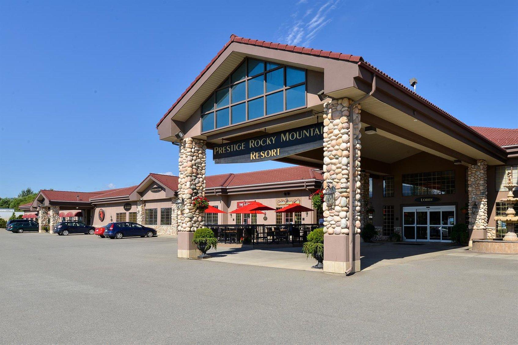 The Prestige Rocky Mountain Resort