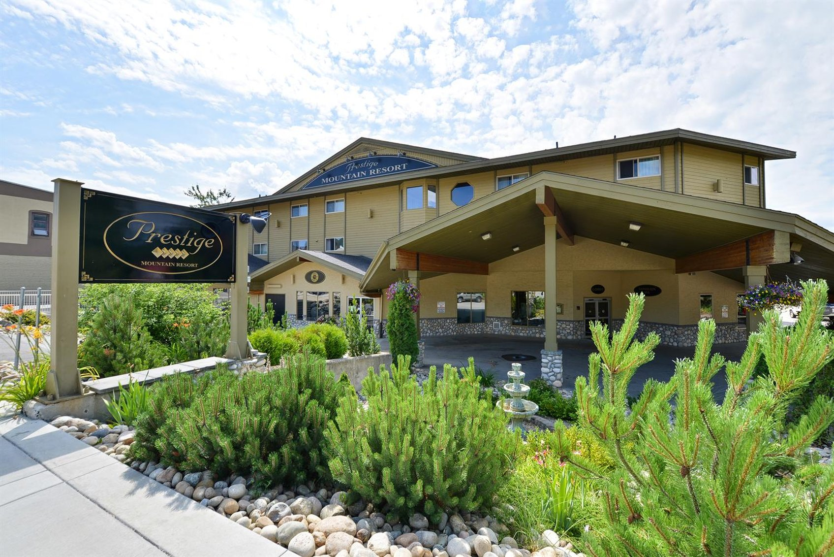 The Prestige Mountain Resort Rossland
