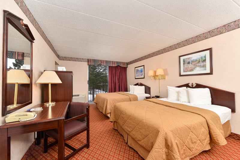 Americas Best Value Inn & Suites Northwood Toledo