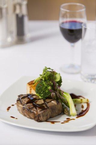 Crowne Plaza TERRIGAL - Steak dish from Seasalt Restaurant