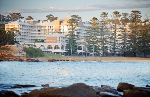 Crowne Plaza TERRIGAL - Hotel Exterior