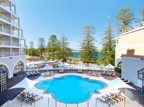 Crowne Plaza TERRIGAL - Hotel Pool