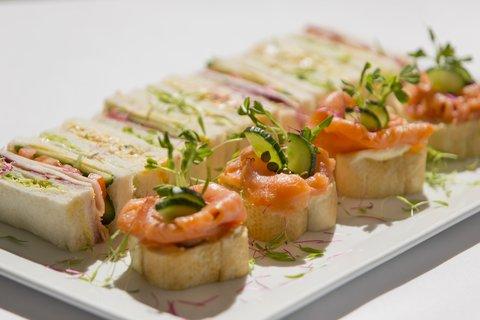 Crowne Plaza TERRIGAL - Finger sandwiches