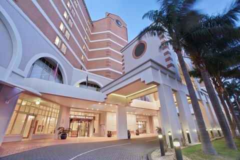 Crowne Plaza TERRIGAL - Entrance