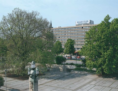 Maritim Grand Hotel Hannover - Exterior