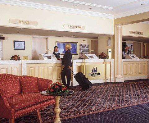 Maritim Grand Hotel Hannover - Reception
