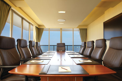 Outrigger Reef on the Beach - Outrigger Reef Waikiki Beach Resort - interior - meetings boardroom 2