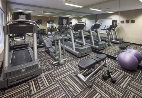 TownePlace Suites Austin Northwest - Fitness Center