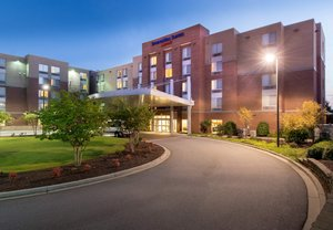 Exterior view - SpringHill Suites by Marriott Downtown Columbia