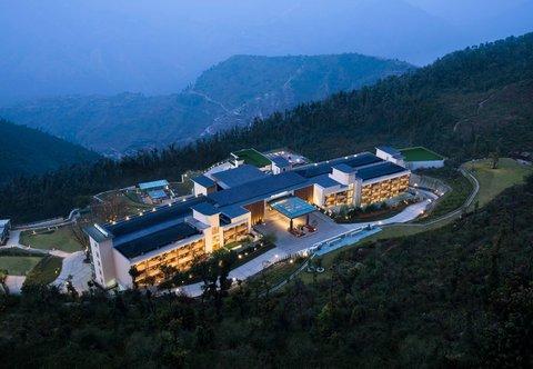 JW Marriott Mussoorie Walnut Grove Resort & Spa - Aerial View