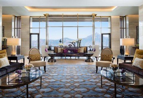 JW Marriott Mussoorie Walnut Grove Resort & Spa - Lobby