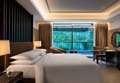 JW Marriott Mussoorie Walnut Grove Resort & Spa - Deluxe King Guest Room