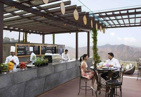 JW Marriott Mussoorie Walnut Grove Resort & Spa - Wisteria Deck