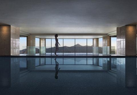 JW Marriott Mussoorie Walnut Grove Resort & Spa - Indoor Pool