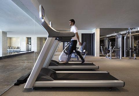 JW Marriott Mussoorie Walnut Grove Resort & Spa - Fitness Centre