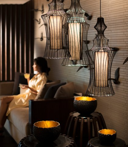 JW Marriott Mussoorie Walnut Grove Resort & Spa - Cedar Spa by L Occitane - Details