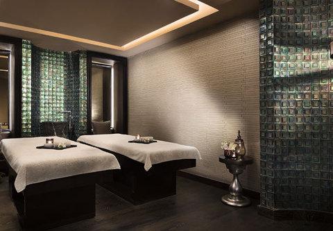 JW Marriott Mussoorie Walnut Grove Resort & Spa - Cedar Spa by L Occitane - Couples Treatment Room